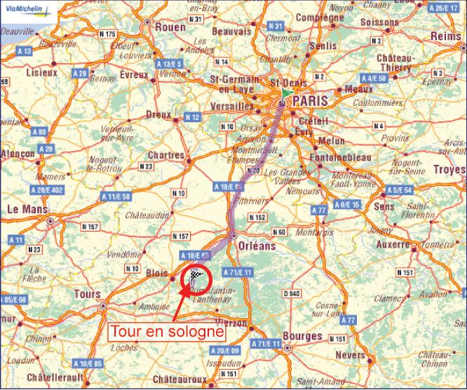 Ici Paris Le Centre Du Monde